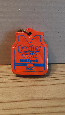 Family Guy 100th Episode Key Chain