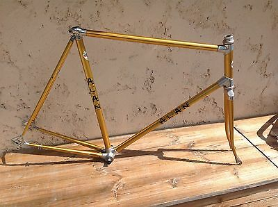 Alan Competition aluminum bonded racing frame 70s campagnolo