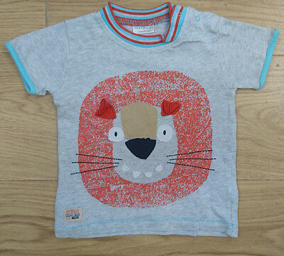 Next Baby Boy T Shirt Age 6-9 Months New