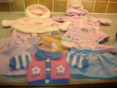 Baby Annabell Clothes Bundle. For an 18 Inch Baby Annabell Doll