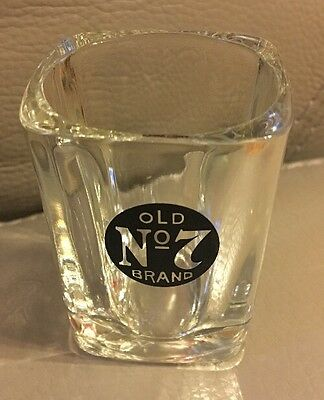 Jack Daniels Old No. 7 Brand Shot Glass