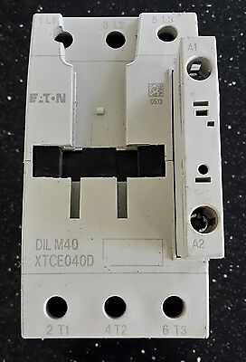 Eaton DILM40 3 Pole Contactor, 40 A, 18.5 kW, 230 V ac Coil