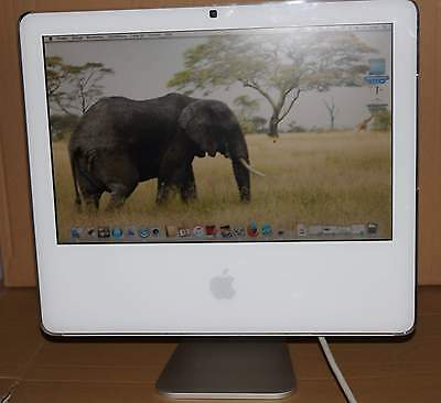 "Apple iMac  17"" All-in-One - 2 Ghz Core2Duo Modell 2006 in OVP -  LESEN !!!!"