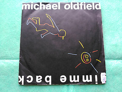 Single Michael Oldfield - Gimme Back - Virgin Germany 1991 Vg/vg+