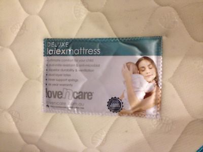 Love n Care Cot Mattress