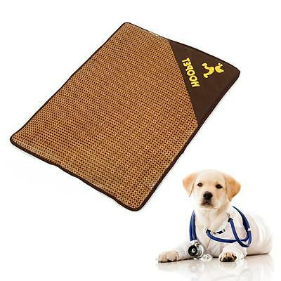 Dog Pet Summer Sleeping Mat Bed Puppy Cozy Cat Doggie Cooling Pad Cushion
