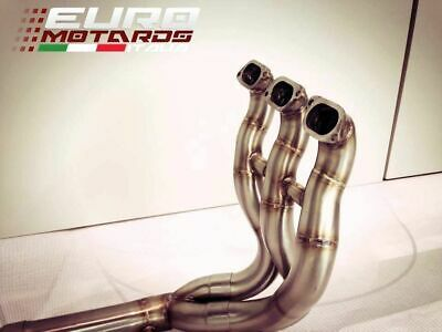 MV Agusta Brutale Dragster 675/800 RR Silmotor Exhaust Collectors Headers