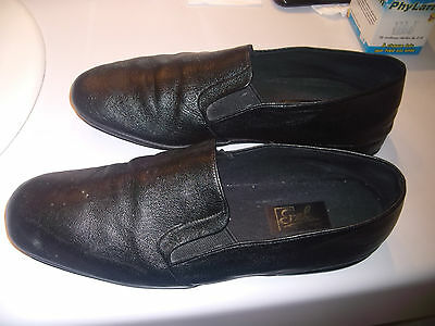 Chaussons Mules Cuir Homme (46) Tbe