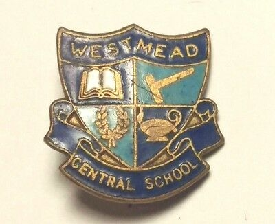 Westmead Central School Badge / Pin