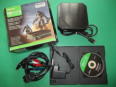 Hauppauge HD PVR 2 HDMI Gaming Edition XBOX / PS3 + boite
