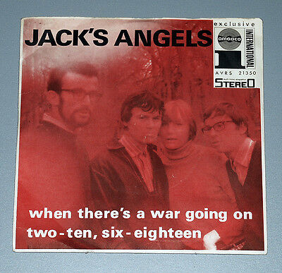 7 Single RAR AUSTRO FOLK JACK´S ANGELS When There´s A War Going On (Grunsky)