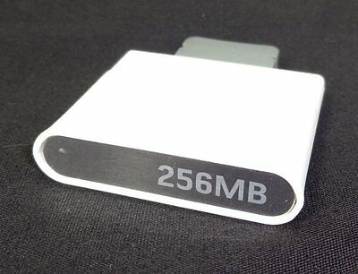 Microsoft Xbox 360 Memory Card - Official 256mb Unit - UK 1st Class SAME DAY