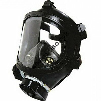 Full Face Facepiece GENUINE Gas Mask Respirator GP-9 NBC 2016 filter GP-5k new