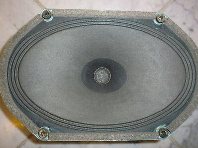 ISOPHON ovale speaker P2031, see text, tested