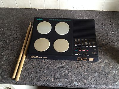 yamaha drum machine dd5  excellent working order