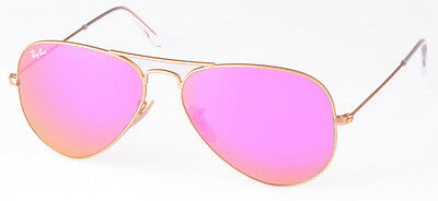 """RAY BAN RB 3025 112/4T Gr.58  AVIATOR """"LIMITED EDITION"""" SONNENBRILLE NEU!"""