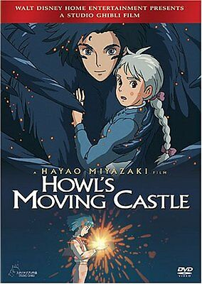 Howl's Moving Castle [Import USA Zone 1] 2 DVD - NEUF