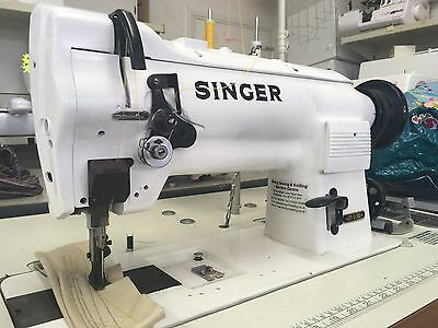 Singer 211G Industrial(Walking foot, needle feed) Sewing Machine - second hand