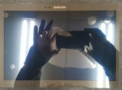 Genuine Samsung Galaxy Tab S 10 inch LCD Assembly in Bronze for SM-T800