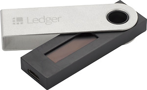 [Uk In Stock Now] Ledger Nano S Hardware Wallet For Bitcoin Ethereum Litecoin