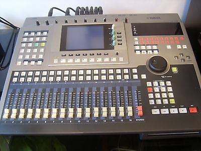 Yamaha AW4416 multi track workstation recorder and other studio equipment