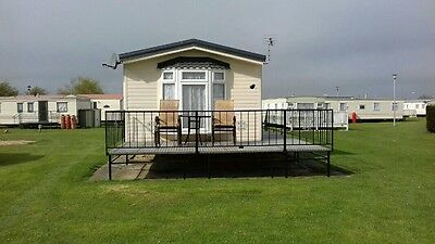 6 berth caravan to hire on The Chase in Ingoldmells.Sat 16th  Sept Dog friendly