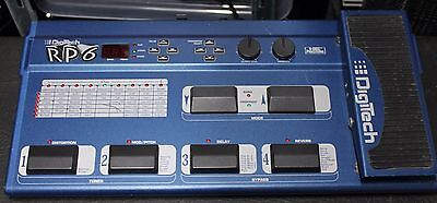 Digitech RP6 Guitar Multi Effects Unit