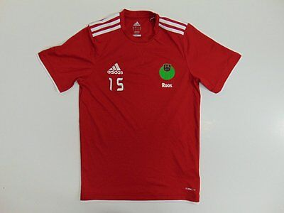 2010 2011 Adidas Ronneby BK home shirt jersey football rare retro old 34/36 #15