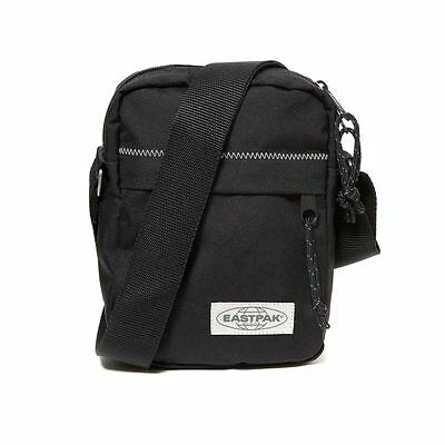 Eastpak Bags The One Shoulder Bag Black Stitched BNWT New Free Delivery