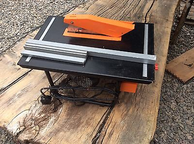 "8"" Bench Table Saw"