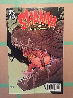 Shanna, the She-Devil #3(May 2005, Marvel) NM+NM/MT