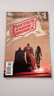 Justice League of America Volume 2 Issue 31