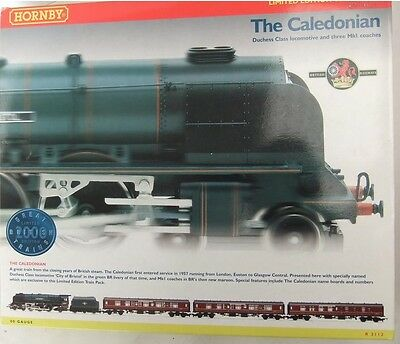 HORNBY RAILWAYS R2112 BR The Caledonian Set 46237 City of Bristol (Boxed)