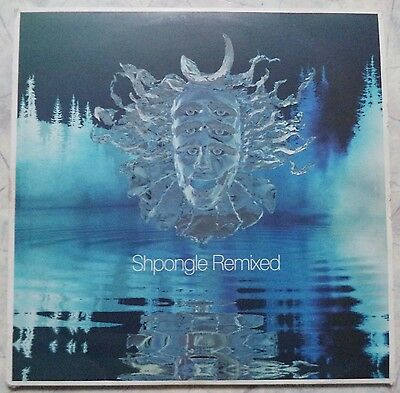 Shpongle ‎– Remixed LP TWISTED RECORDS GOA