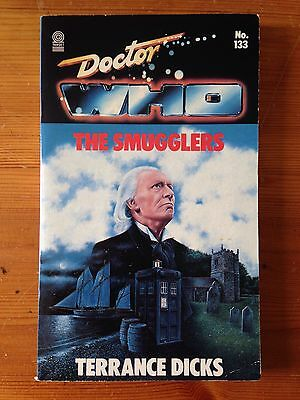 Doctor Who The Smugglers, Dicks, Terrance, VGC Target Paperback