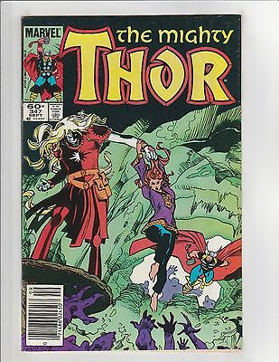 Thor (1966) #347 FN 6.0 Marvel Comics