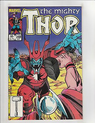 Thor (1966) #348 VF+ 8.5 Marvel Comics