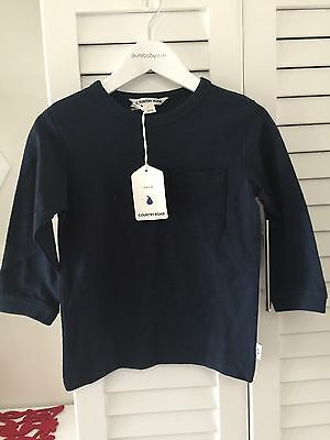 Country Road Baby Boy Long Sleeve Top Brand New Size 2 Great W Jeans