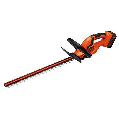 BLACK + DECKER LHT2436 40 Volt MAX* Lithium Ion Hedge Trimmer
