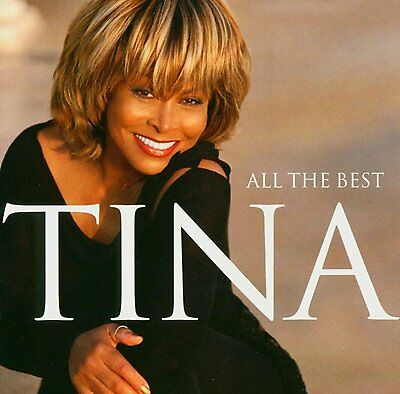 Tina Turner - All The Best 2CDs OVP