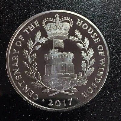2017 Proof House Of Windsor £5 Coin