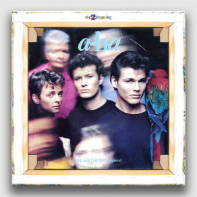"1988 (7"") A-HA You Are The One (Remix) / Out Of Blue Comes Green (WB Records)"