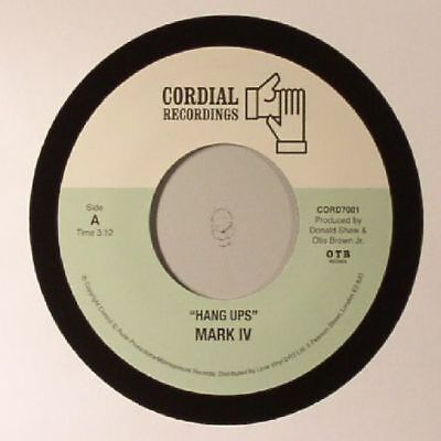 "MARK IV - Hang Ups - Vinyl (7"")"