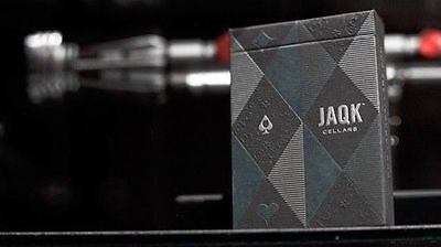 Black JAQK Limited Edition Playing Cards Deck - Rare Brand New