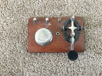 Antique Telegraph Key