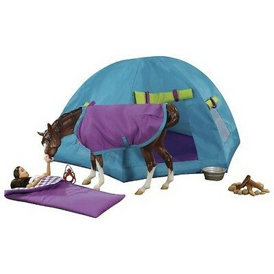 Breyer Traditional Series #1380 Backcountry Camping Set (horse Separately