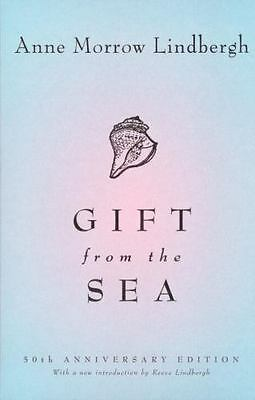 Gift from the Sea: 50th-Anniversary Edition - Acceptable - Lindbergh, Anne Morro