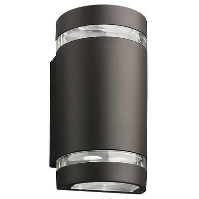 Lithonia Lighting 14-Watt LED Outdoor Wall Pack Cylinder Model # OLCW2