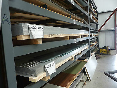 Galvanised Steel Sheets Courier Size