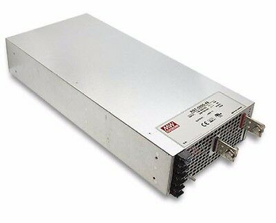 New Mean Well RST5000-24 Switching Power Supply 4800W 24V 200A 3 Phase AC
